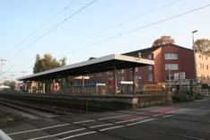 Bahnhof Hochdahl Umbau