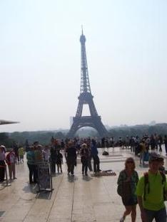 Frankreich barrierefrei