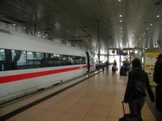 Rechte Eisenbahnverkehr