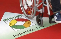 Rehacare Messe und Kongress 2014