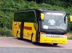 Rollstuhl-Busreisen